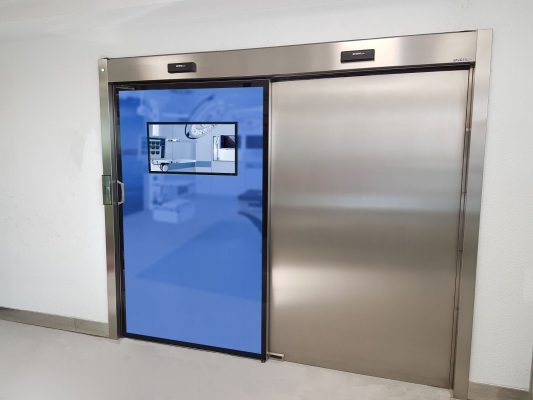 Hermetic Hospital Sliding Doors CS-10