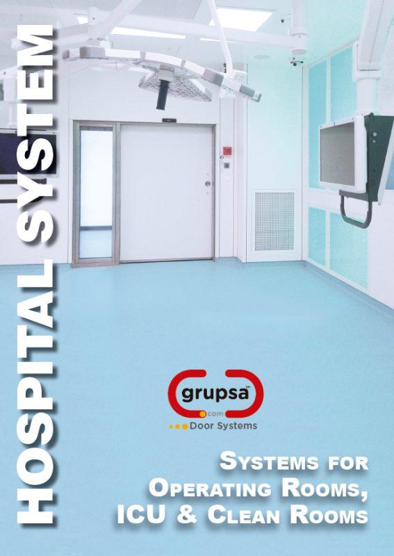 Hospital Doors Catalogue